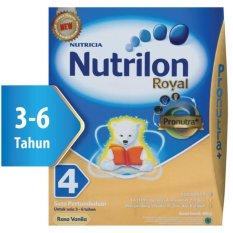 Nutrilon Royal 4 Pronutra Susu Pertumbuhan - Vanila - 400gr