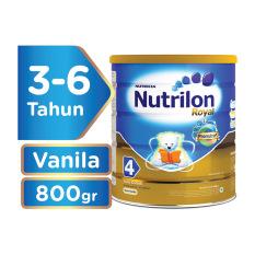Nutrilon Royal Pronutra 4 Susu Pertumbuhan - Vanila - 800gr