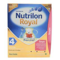 Nutrilon Royal Soya 4 Pronutra Susu Pertumbuhan - 350gr