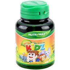 Nutrimax Nutri Kidz 30's - Multivitamin Anak, Meningkatkan Nafsu Makan Anak, DHA Anak, Meningkatkan Imunitas Anak
