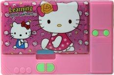 Onlan Hello Kiity Kotak Pensil 3D Magnet Jumbo Import - Pink