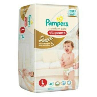 Kelebihan Pokana Pants L 48 Celana Dan Harganya Info Harga Dan Source · Pampers Premium Care