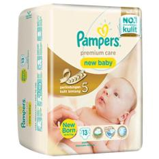 Pampers Premium Care Tapped Nb-13
