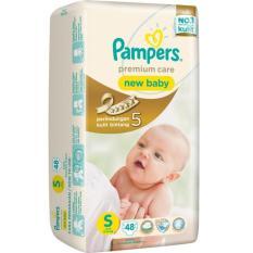 Pampers Premium Care Tipe Perekat S48