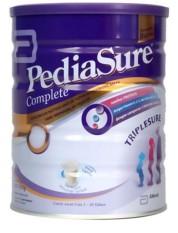 Pediasure Complete Triplesure - 850gr (Vanila)