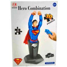 Puzzle 3 D Hero