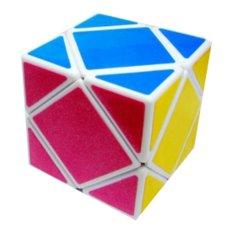 Rubik Jocubes Skewb - Putih