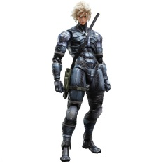 Square Enix Variant Play Arts Kai Metal Gear Solid 2 Sons Of Liberty Raiden