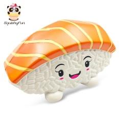 SquishyFun PU Sponge Slow Rising Simulate Sushi Squeeze Toy - intl