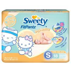 Sweety Fit Pantz Hello Kitty S 18