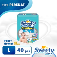 Sweety Silver Comfort L 40's