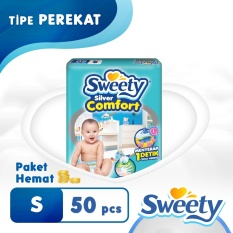 Sweety Silver Comfort S 50's