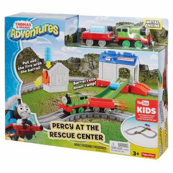 Thomas & Friends(TM) Adventures Percy at the Rescue Center