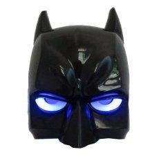 TME Topeng Karakter Superhero - Black