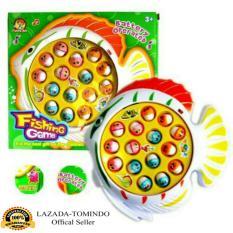 Tomindo Toys Fishing Game 1308
