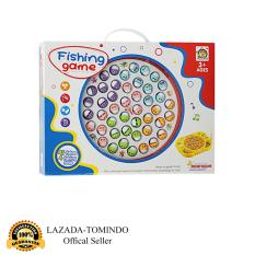 Tomindo Toys Fishing Game Besar (ukuran +/- 40 cm) - 6018