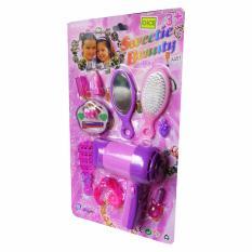 Toylogy Mainan Alat Salon Make Up - Sweetie Beauty Playset A ( A451 )