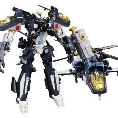 Transformation 4 Robots Super Fighter Skyhammer Action Figures Toys Robot Deform Aircraft JBX-805 - Intl