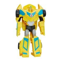 Transformers RID Three-Step Energon Boost Bumblebee - B6808