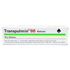 Transpulmin BB Balsam Penghangat Badan Bayi 20 g