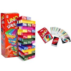 UNO RPN Paket Stacko + UNO Card