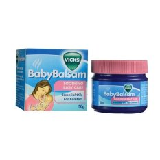 Vicks Baby Balsam - 50 gr