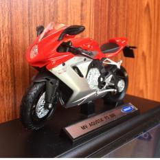 Welly Diecast Miniatur Motor MV AGUSTA F3 800
