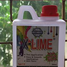 X-Lime clear glue (lem bening)
