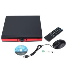 4CH 720P / 960H CCTV DVR Video Recorder Standalone H.264 HDMI Motion Detection PTZ Control (Intl)