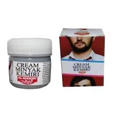 Al Khodry Minyak Kemiri - Cream Penumbuh Rambut
