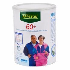 Appeton 60+ 450gr (Susu Nutrisi Lengkap Orang Tua)