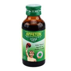 Appeton Lysine Syrup - 60 ml