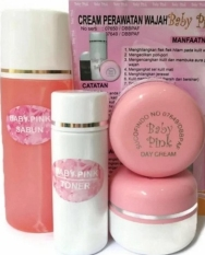 Baby Pink Sucofindo Krim Perawatan Wajah Original 30 gr