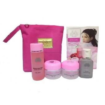 Been Pink Beauty Series Perawatan Wajah - 6pcs
