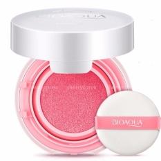 Bioaqua Blush On Cushion Smooth Perona Pipi Warna Lembut dan Lebih Merata - Peach Pink