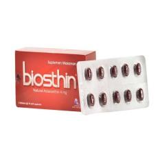 Biosthin Herbal Antioksidan Astaxanthin - 30 Kapsul Lunak