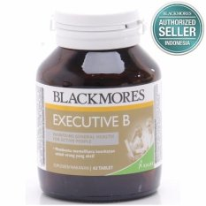 Blackmores Executive B Stress Formula BPOM SI- 62 Tablet