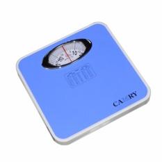 Camry timbangan badan manual jarum (biru)