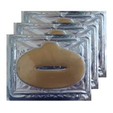 Collagen Mask Lips Mask Masker Bibir 3pcs