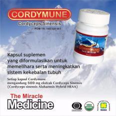 Cordymune Suplement kesehatan