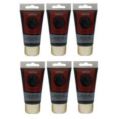 Cupida Cupido Black Mud Mask Set 6pcs Masker Lumpur Muka Bersih Sehat Alami Natural Pria Wanita 80ml