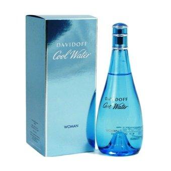 Davidoff Cool Water Wanita EDT - HMD 100ml