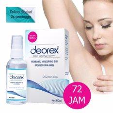 Deorex Obat Semprot Penghilang Bau Badan,Kaki, Ketiak
