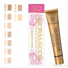 Dermacol Make-up Cover Foundation SPF 30 #208 - 1 Pcs