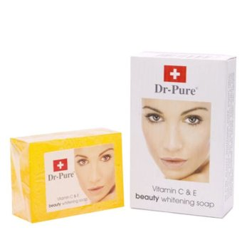 Dr Pure Beauty Whitening Soap 80 Gr