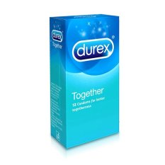 Durex Together Condom -12 Buah