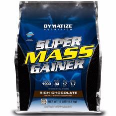 Dymatize Nutrition Super Mass Gainer Eceran 1 lbs New Packaging