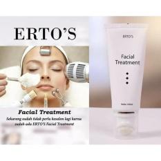 Ertos Facial Treatment Erto's
