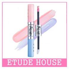 ETUDE HOUSE Twin Shot LIPSTINT 8g (#PK002 Inner X Peace Shot)
