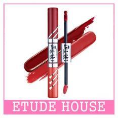 ETUDE HOUSE Twin Shot LIPSTINT 8g (#RD303 Boss X Mad Shot)